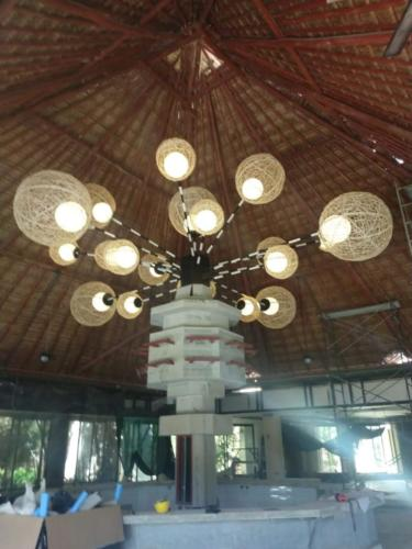 Lámpara Hotel México