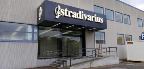 Marquesina Stradivarius